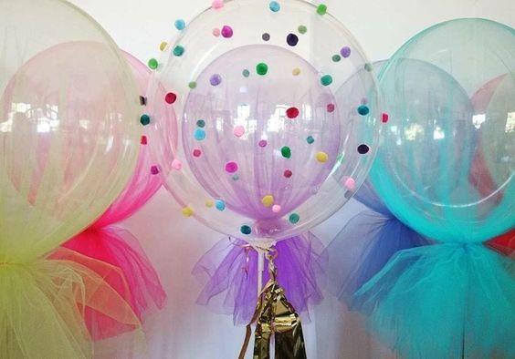 5 tendências de balões personalizados para festas