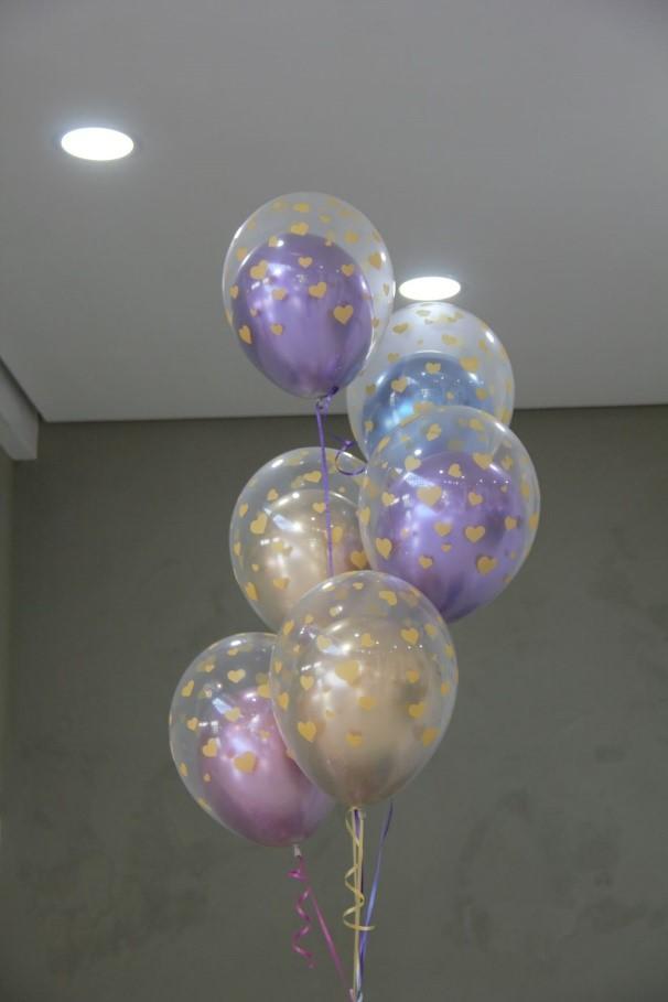 tendências de balões personalizados