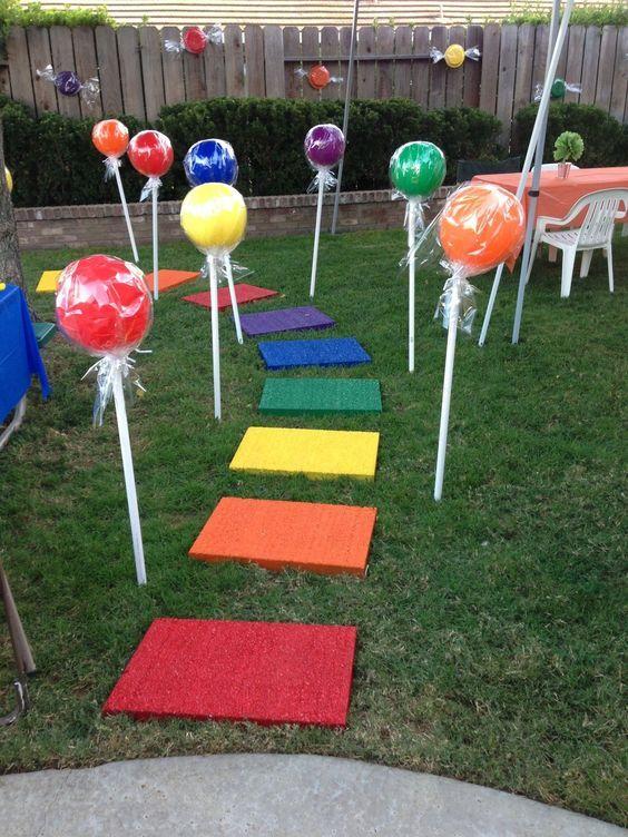 decoração dia das crianças
